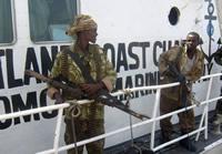 сомалийские моряки